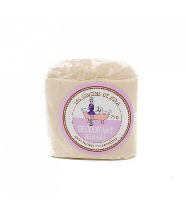 Recharge stick déodorant - Sans huile essentielle - Savons de Joya