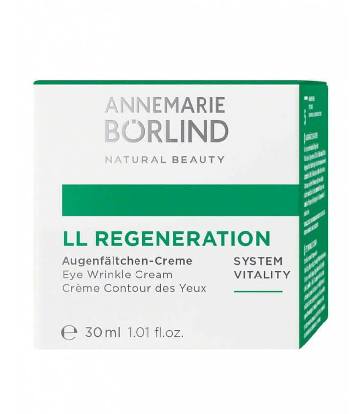 Crème de contour des yeux LL Regénération - Annemarie Borlïnd
