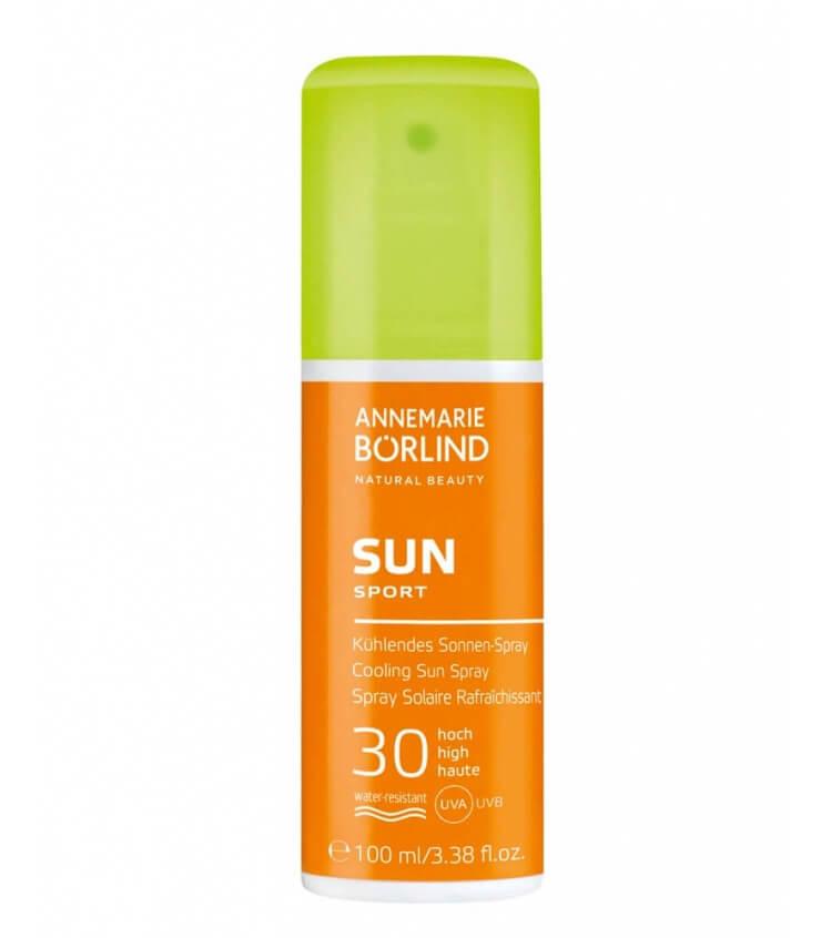 Spray Solaire Rafraîchissant IP 30 Sun - Annemarie Borlïnd