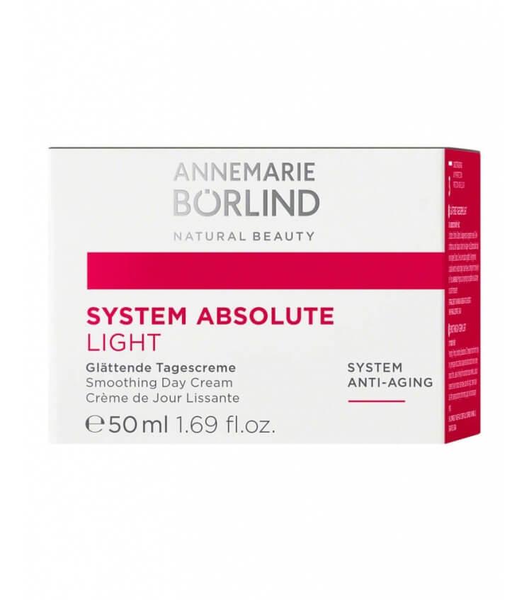 Crème de Jour light Anti-âge System Absolute - Annemarie Borlïnd