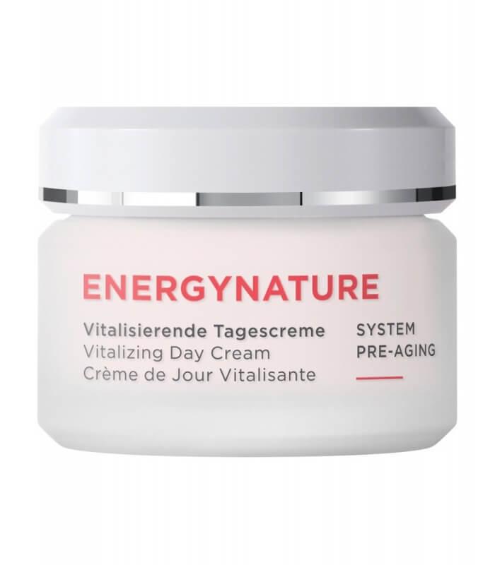 Crème de Jour Vitalisante Energy Nature - Annemarie Borlïnd