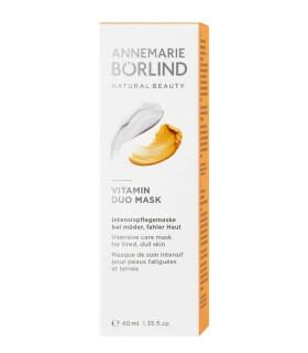 Masque de Beauté Vitamin Duo Mask - Annemarie Borlïnd