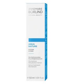 Sérum Hydratant Revitalisant Aquanature - Annemarie Borlïnd