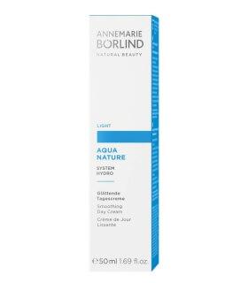 Crème de Jour Lissante Light Aquanature - Annemarie Borlïnd