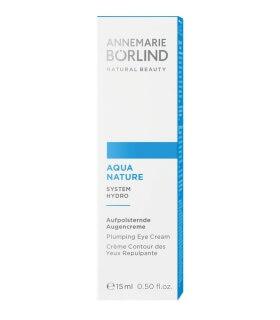Crème Contour des Yeux Aquanature - Annemarie Borlïnd