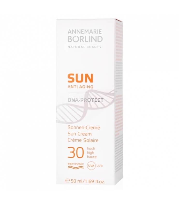 Crème Solaire DNA Protect IP30 Sun - Annemarie Borlind