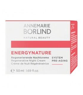 Crème de Nuit Régénératrice Energy Nature - Annemarie Borlïnd