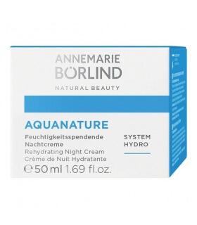 Crème de Nuit Aquanature - Annemarie Borlïnd