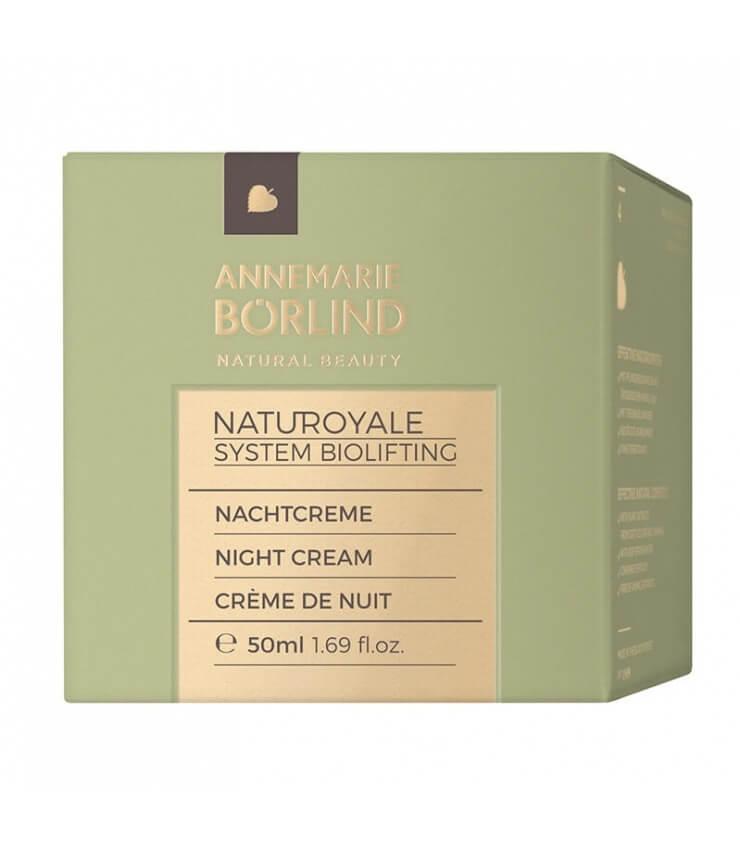 Crème de Nuit Naturoyale - Annemarie Borlïnd