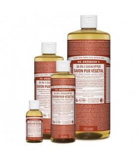 Savon liquide Eucalyptus 18-1 Dr Bronner's