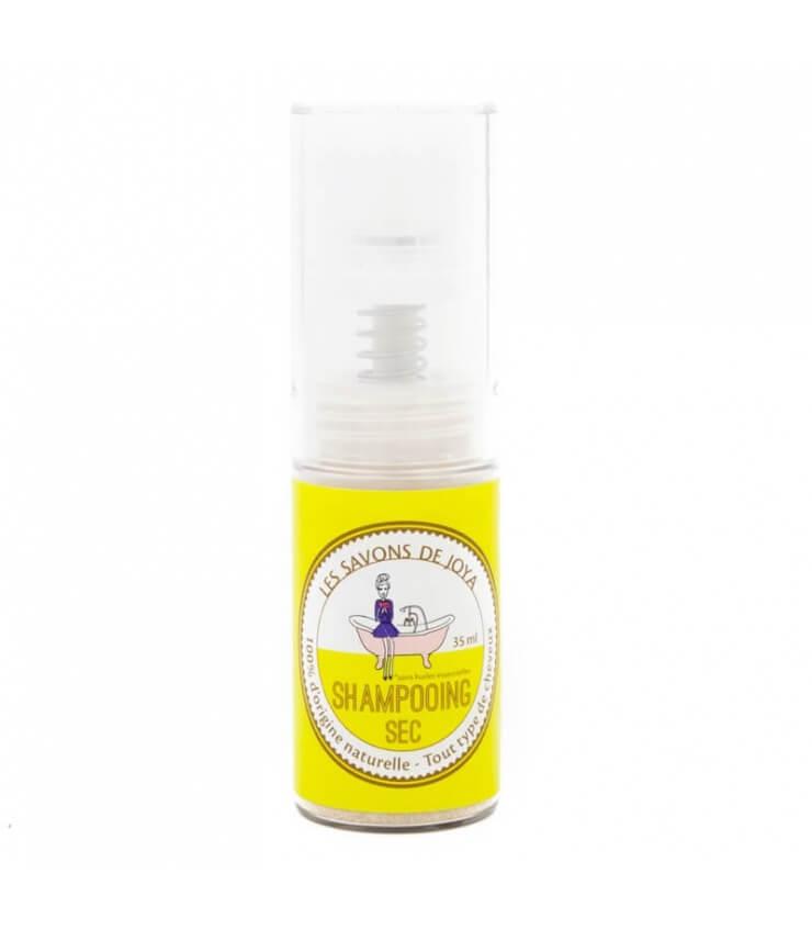Shampoing Sec sans huile essentielle - Les Savons de Joya