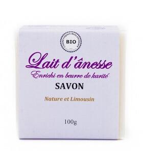 Savon au Lait d'Ânesse - Nature et Limousin