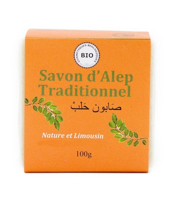 Savon d'Alep Traditionnel - Nature et Limousin