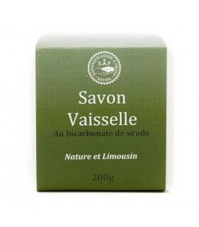 Savon de Vaisselle - Nature et Limousin