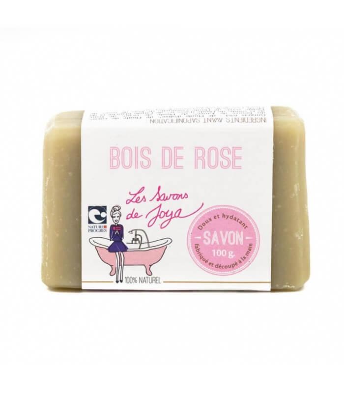 Savon à froid Bois de Rose - Savons de Joya