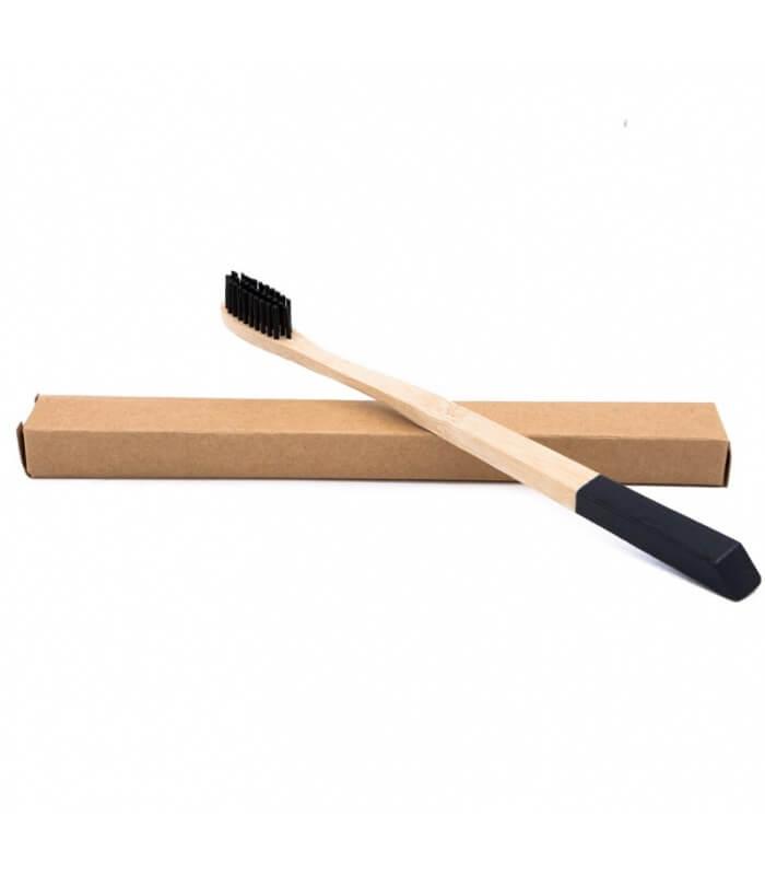 Brosse à dents Souple Bambou - 100% biodégradable