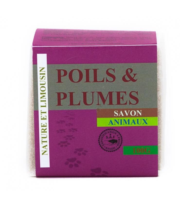 Savon Poils & Plumes pour Animaux - Nature et Limousin