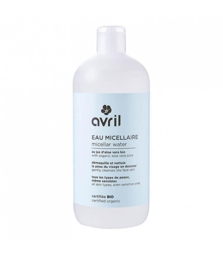 Eau micellaire Bio - Avril cosmétique