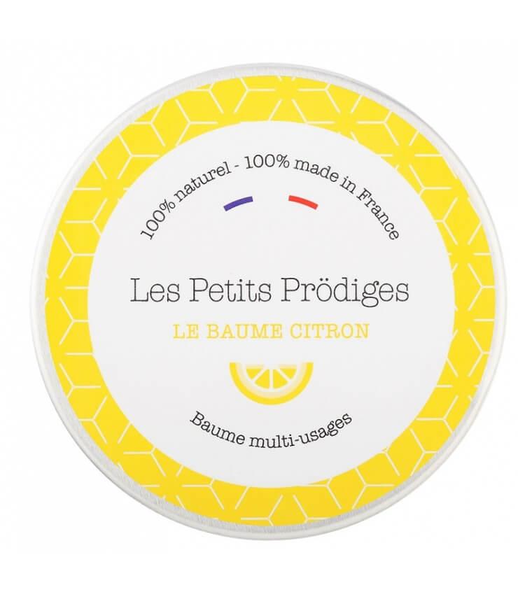 Le Baume Citron - Multi-usages - Les Petits Prödiges