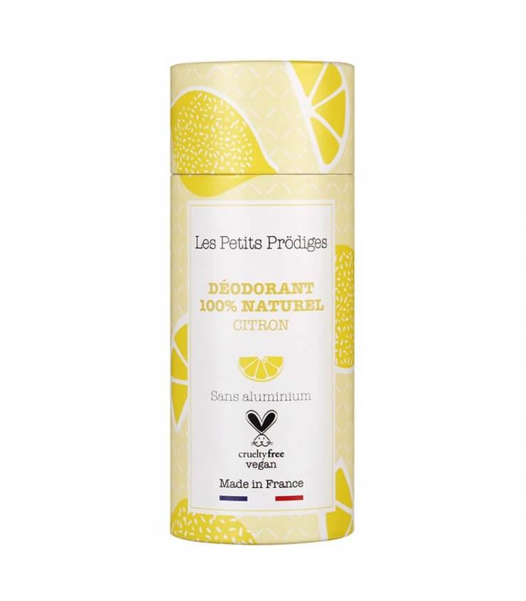 Déodorant Citron & Bergamote - Les Petits Prödiges