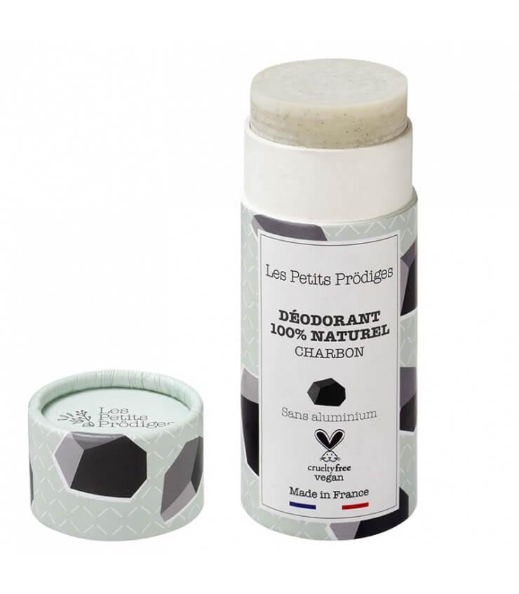 Déodorant Charbon & Eucalyptus - Les Petits Prödiges