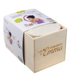 Kit Eco Belle Bois Coton Bio Biface - Les Tendances d'Emma