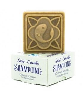 Shampoing cheveux Normaux Eucalyptus - Saint-Corentin
