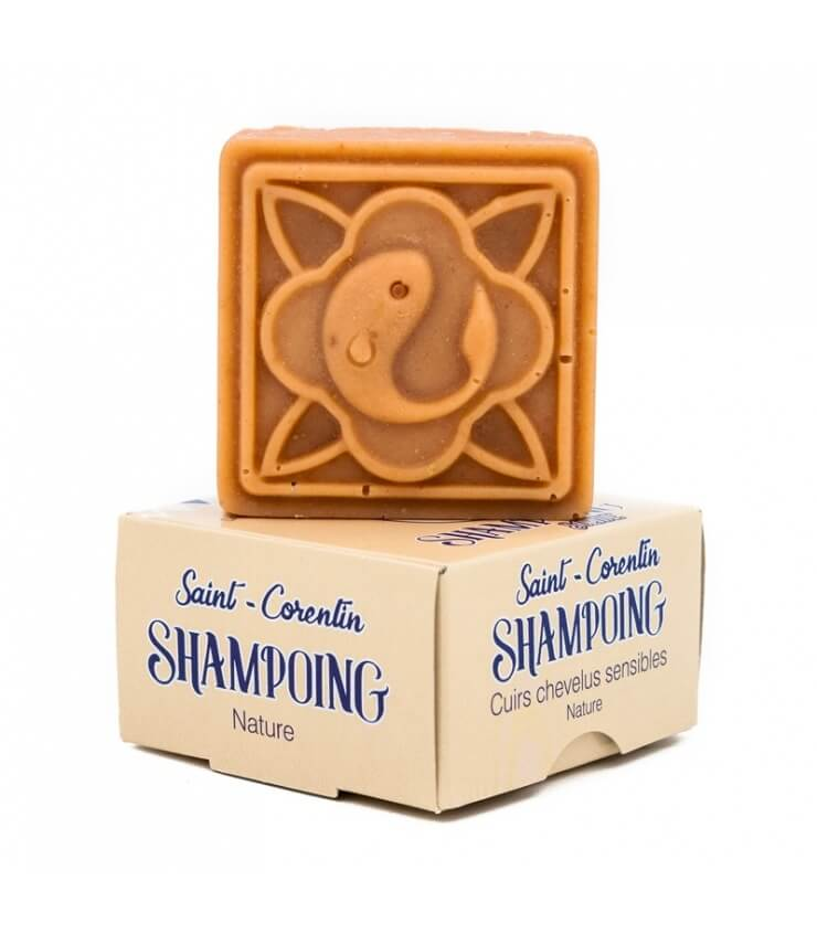 Shampoing solide Nature cuir chevelu Sensible - Saint Corentin