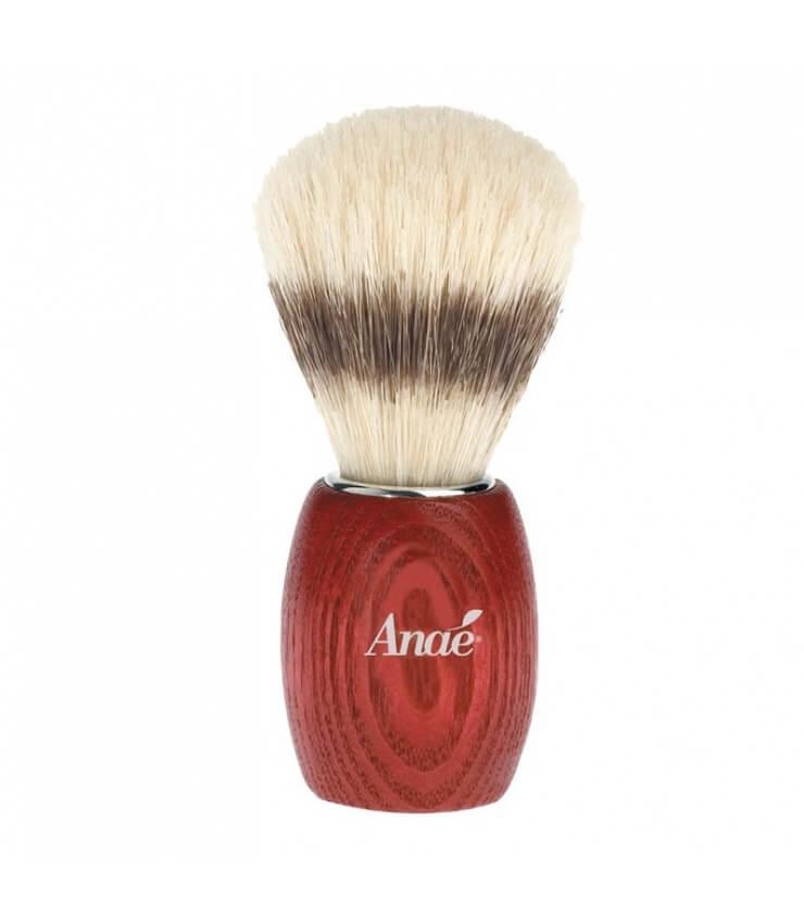 Blaireau Frêne et Soie naturelle - Anaé