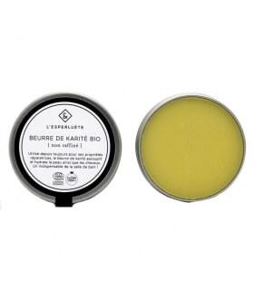 Beurre de Karité brut bio - L'Esperluète