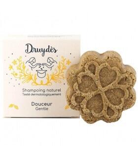 Shampoing solide Douceur Druydès