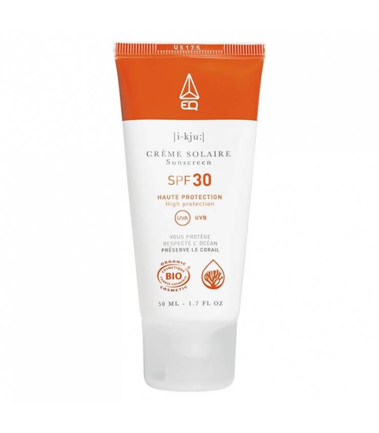 Crème Solaire SPF30 Bio & Vegan - EQ LOVE
