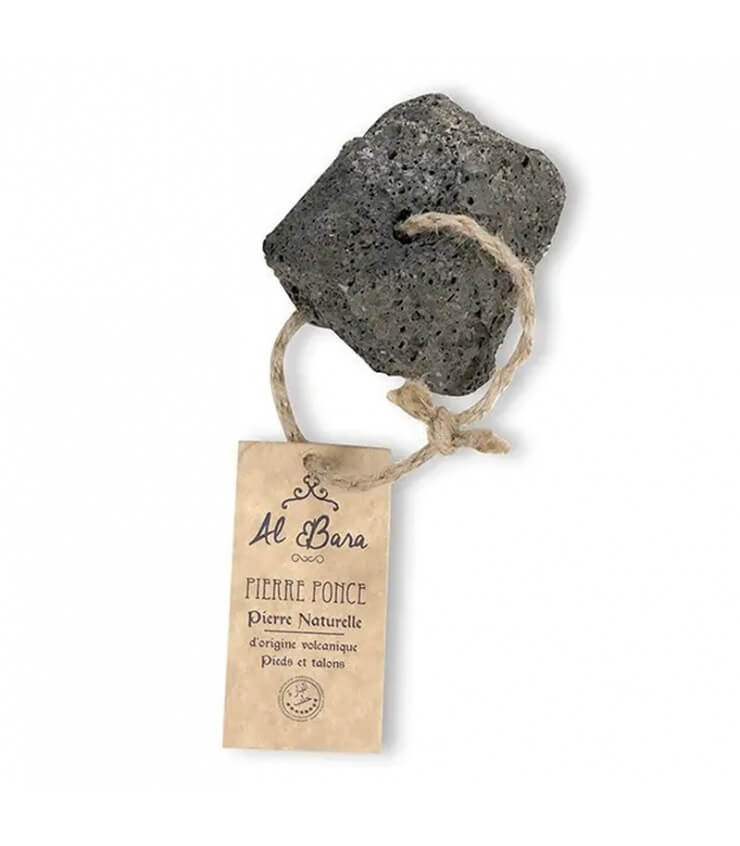 Pierre ponce d'Originie volcanique - Al Bara