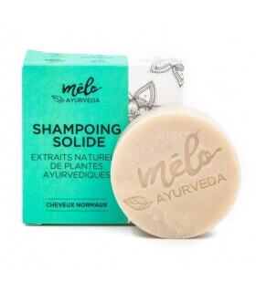 Shampoing solide Ayurvédique Tout Type - Melo Ayurveda