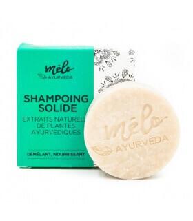 Shampoing solide Ayurvédique Démêlant - Melo Ayurveda