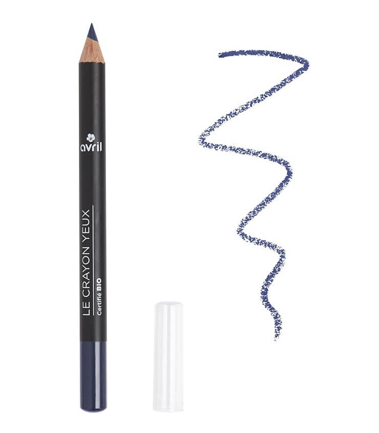 Crayon Yeux Certifié bio Bleu nuit - Avril Cosmétique