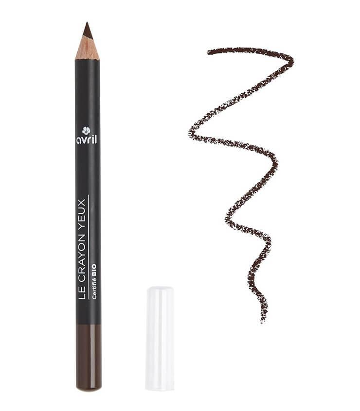 Crayon Yeux Certifié bio Terre brûlée - Avril Cosmétique