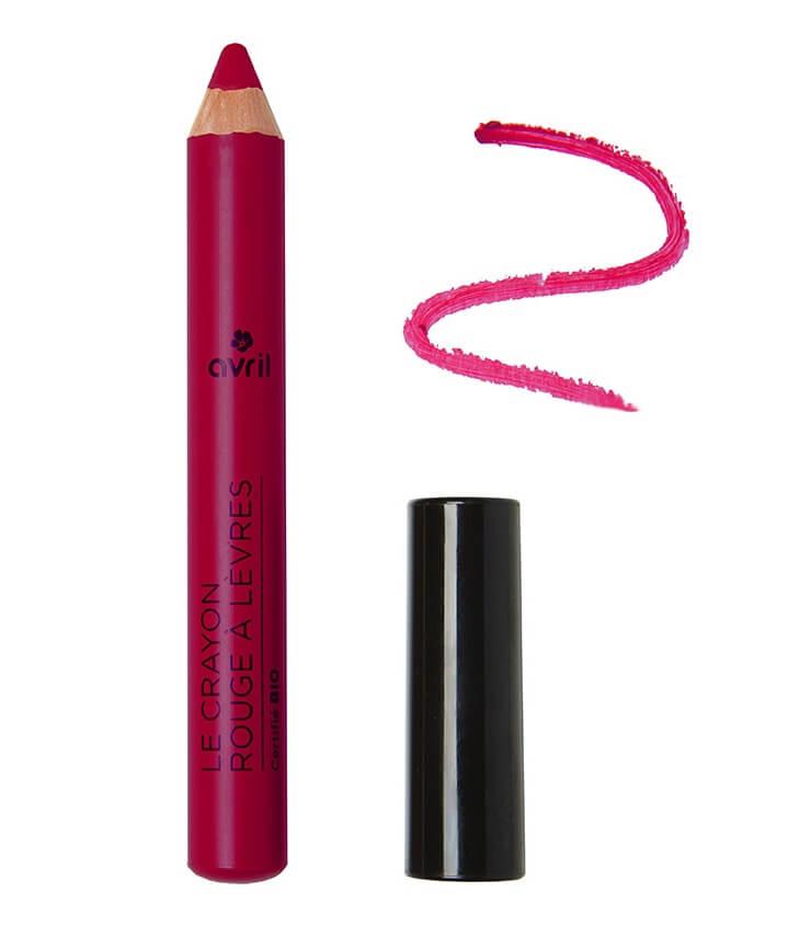 Crayon rouge à lèvres Certifié bio Violine - Avril Cosmétique