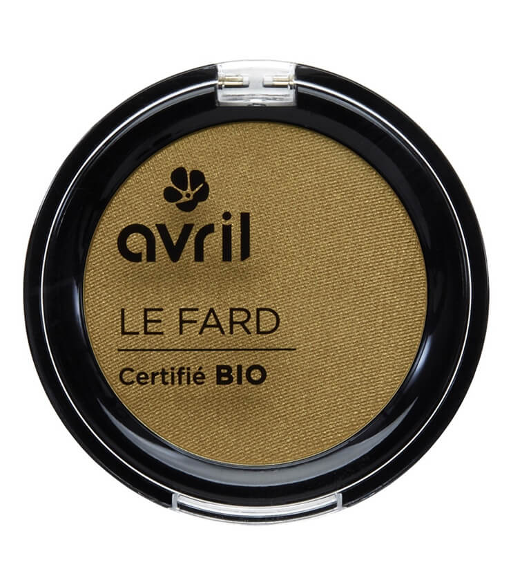 Fard à paupières Certifié bio - Or Vénitien - Avril cosmétique