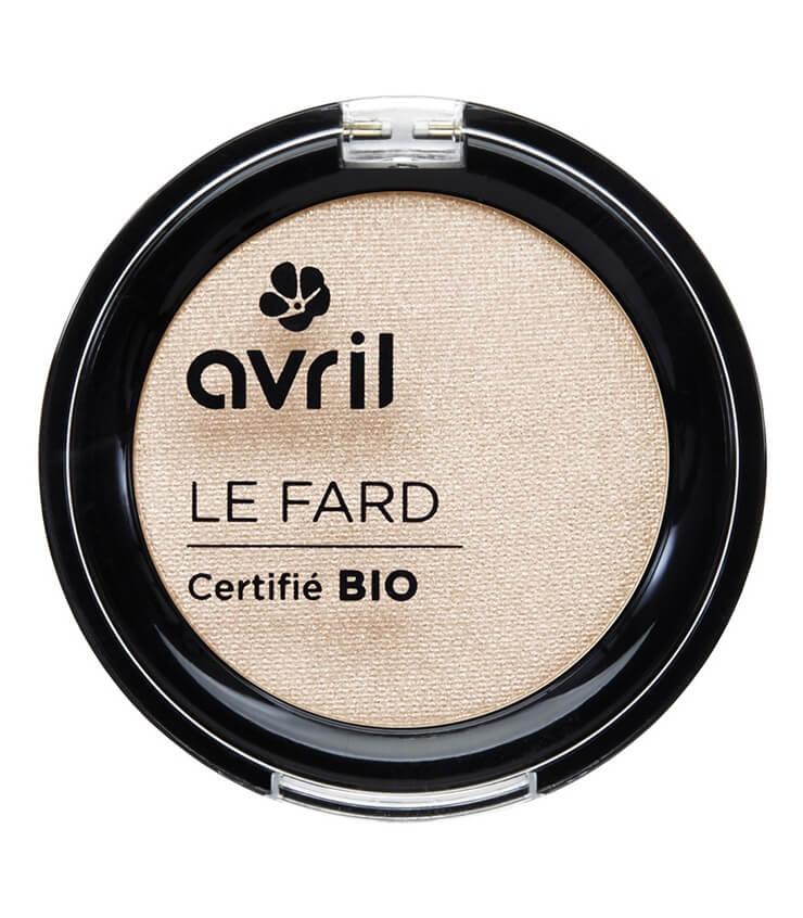 Fard à paupières Certifié bio - Désert - Avril cosmétique