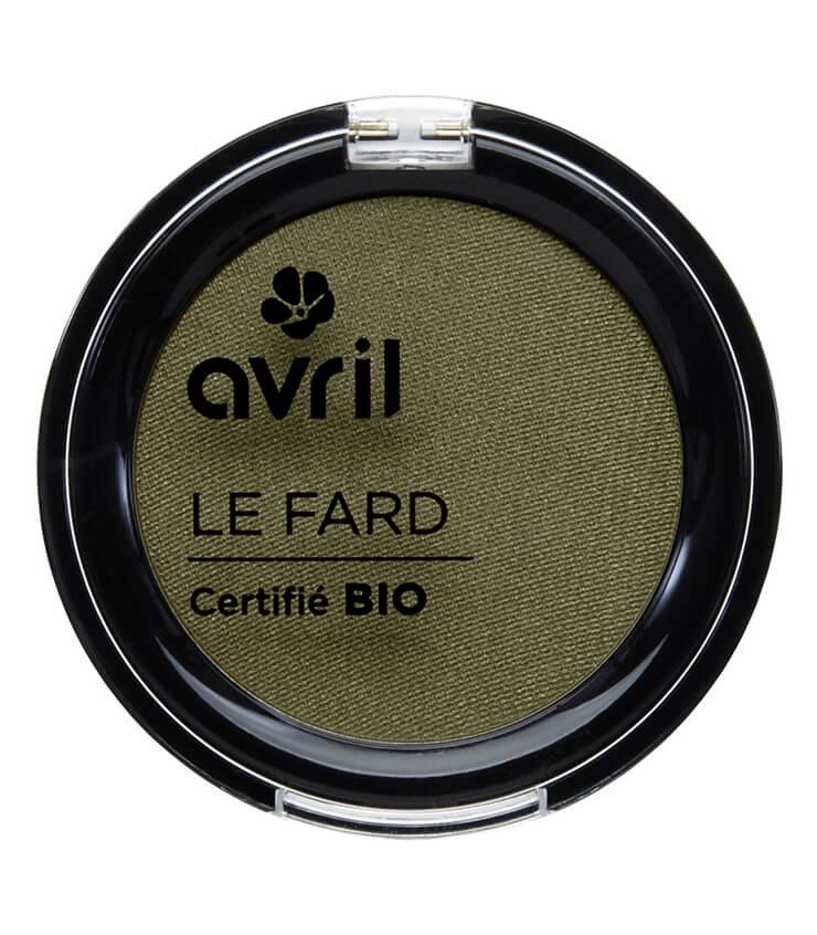 Fard à paupières Certifié bio - Marécage - Avril cosmétique