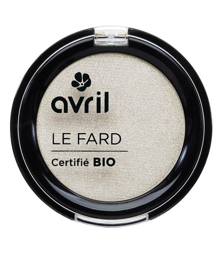 Fard à paupières Certifié bio - Nacre - Avril cosmétique