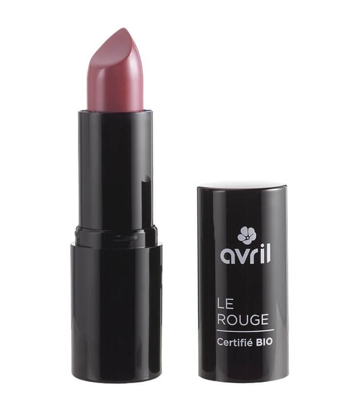 Rouge à lèvres Certifié bio Rose Vintage - Avril Cosmétique Maquillage Bio