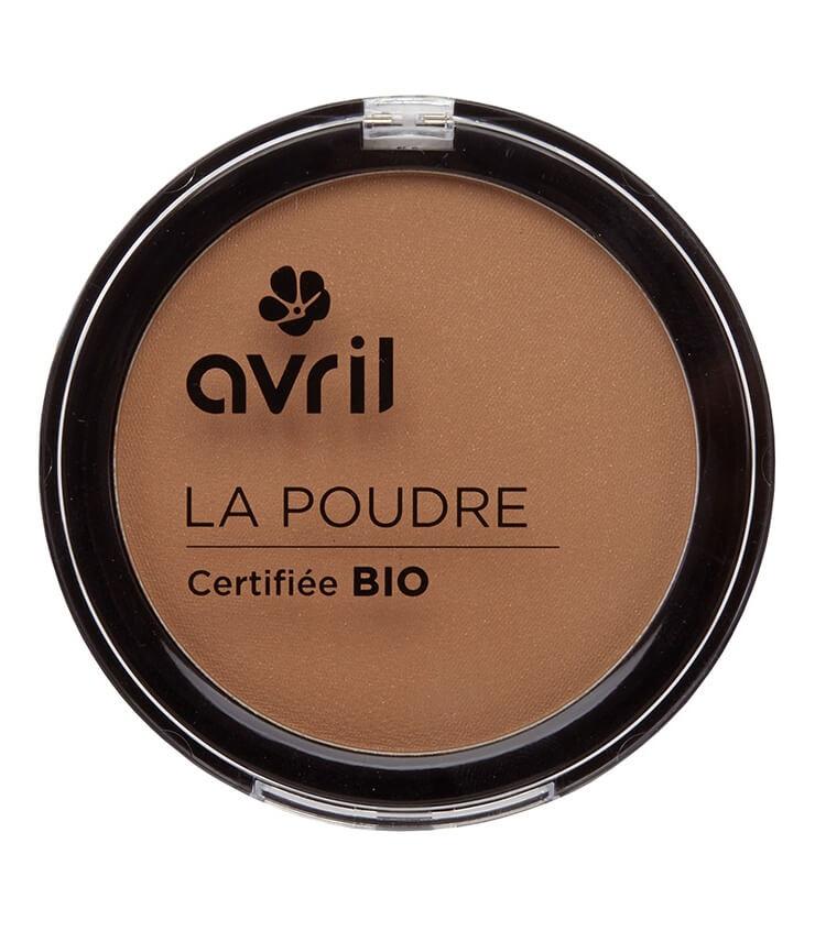 Poudre bronzante Camel Certifiée bio - Maquillage Avril