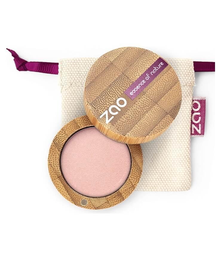 Fard à paupière Mat Bio Vegan - 204 vieux rose doré - Zao Makeup