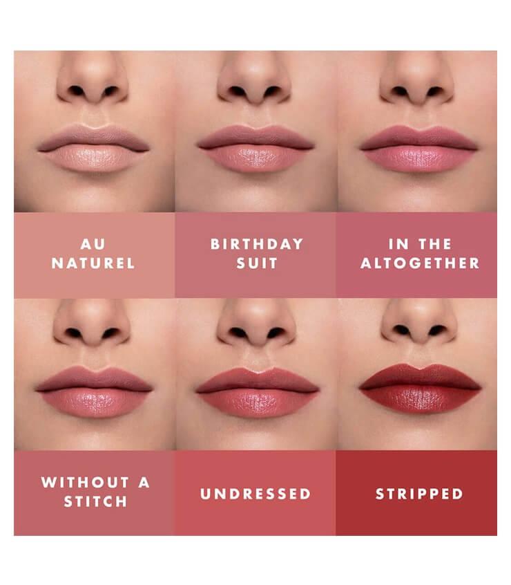 Rouges à Lèvres Vegan - Lily Lolo