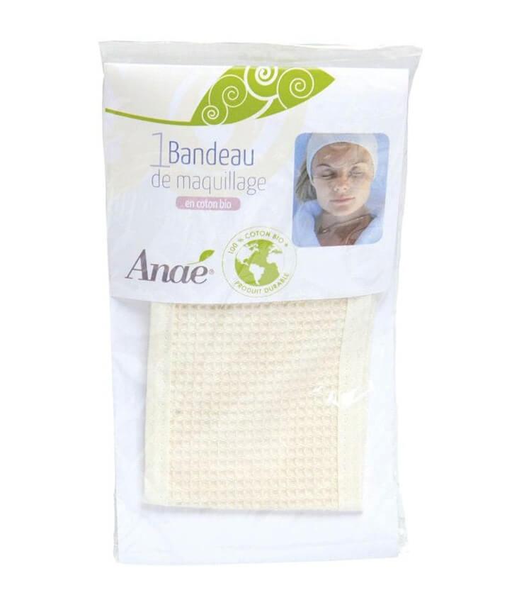 Bandeau de maquillage Coton Bio - Anae