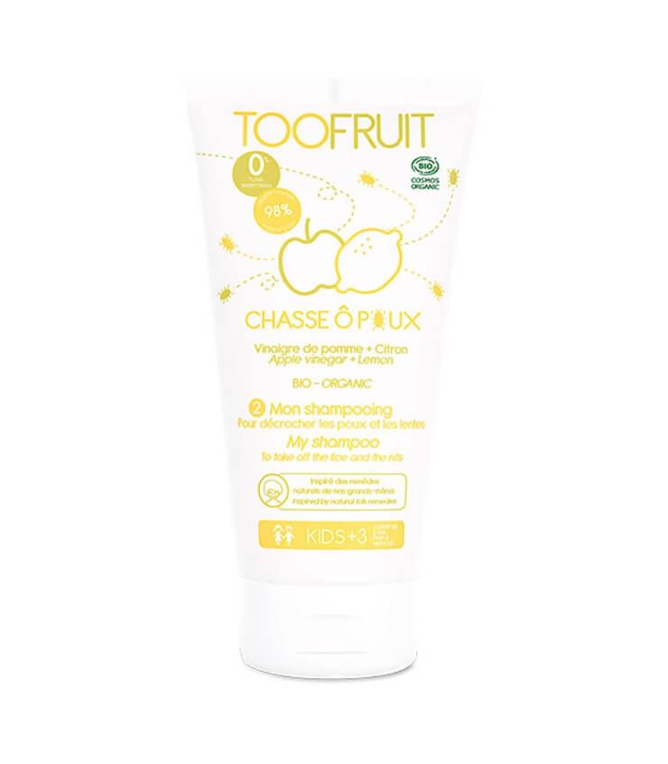 Shampoing Anti-poux Chasse Ô Poux - Toofruit