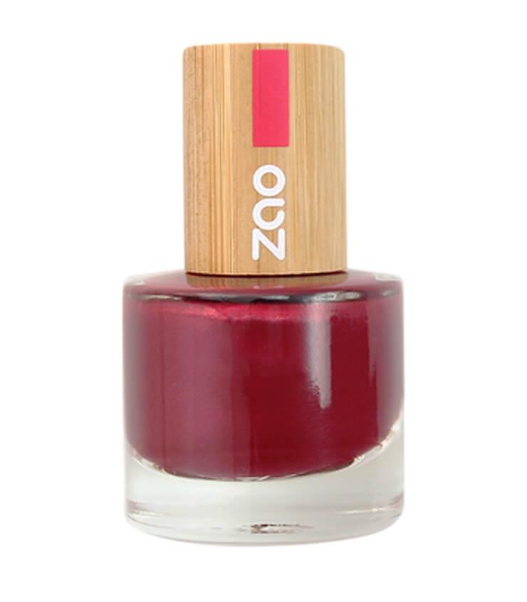 Vernis à Ongles naturels & Bio - 674 Pomme d'amour - Zao