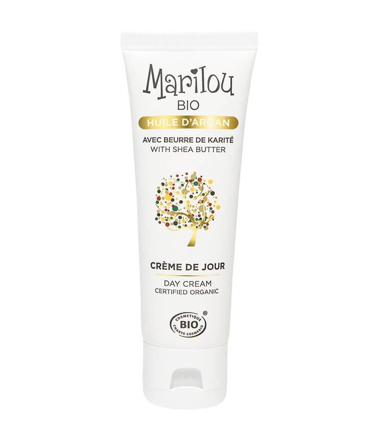 Crème de jour à l'huile d'Argan - Marilou Bio